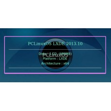 PCLinuxOS LXDE 2013.10 64bit