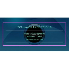 PCLinuxOS LXDE 2013.10 32bit