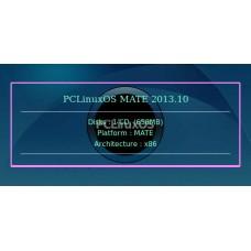 PCLinuxOS MATE 2013.10 32bit