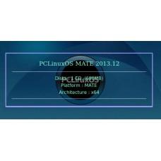 PCLinuxOS MATE 2013.12 64bit