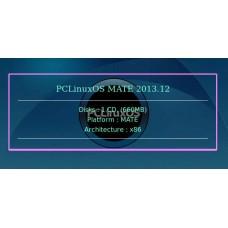 PCLinuxOS MATE 2013.12 32bit