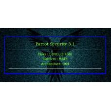 Parrot Security 3.1 64bit