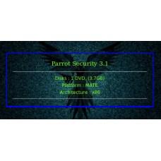 Parrot Security 3.1 32bit