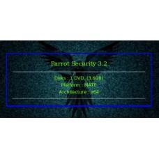 Parrot Security 3.2 64bit