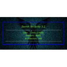Parrot Security 3.2 32bit