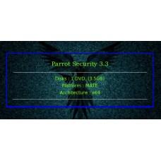 Parrot Security 3.3 64bit