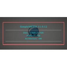 SimplyMEPIS 11.0.12 32bit