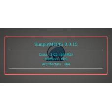 SimplyMEPIS 8.0.15 64bit