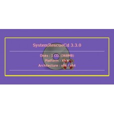 SystemRescueCd 3.3.0