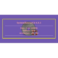 SystemRescueCd 4.6.1