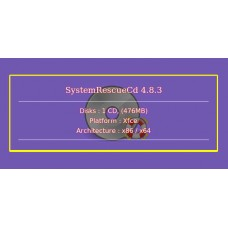 SystemRescueCd 4.8.3