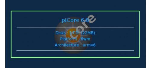 piCore 6.0