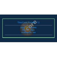 TinyCore Pure64 7.2