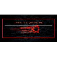 Ubuntu 16.10 (Yakkety Yak) 32bit