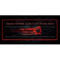 Ubuntu GNOME 14.04.5 LTS (Trusty Tahr) 64bit