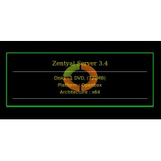 Zentyal Server 3.4