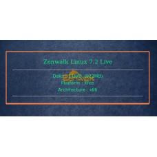 Zenwalk Linux 7.2 Live