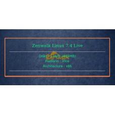 Zenwalk Linux 7.4 Live
